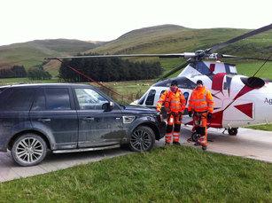 Essential Medical Services Critical Care Team HEMS