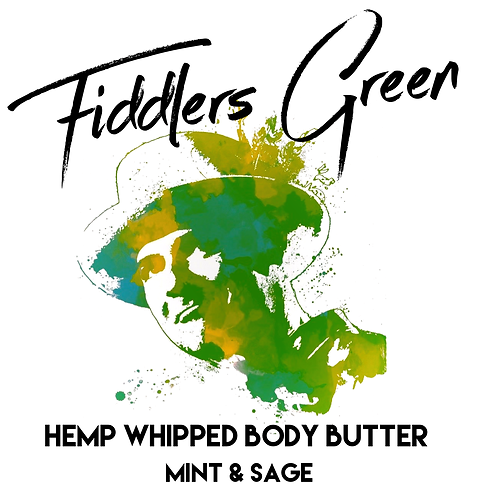 Fiddlers Green Whipped Body Butter