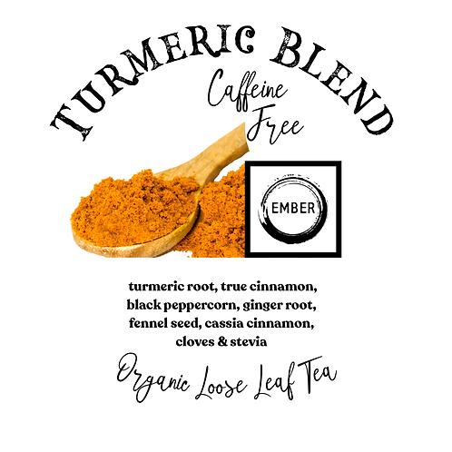 Organic Turmeric Blend