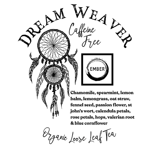 Organic Dream Weaver (Sleepy Time Tea)