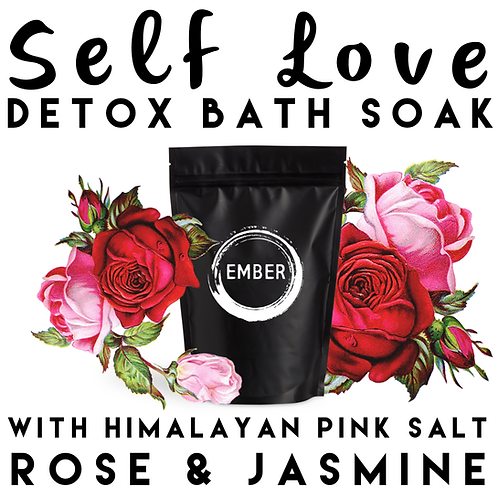 Self Love Detox Bath Soak
