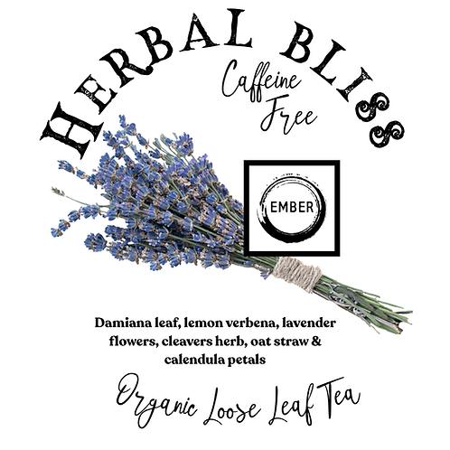 Organic Herbal Bliss