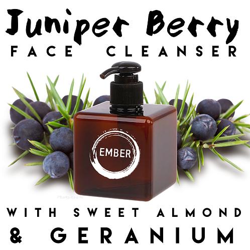 Juniper Berry Face Cleanser 250ml