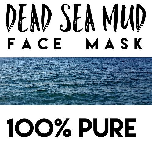 100% Dead Sea Mud Mask 120g