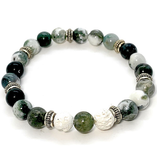 Genuine Gemstone Bracelet