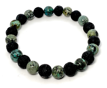 Genuine Gemstone Bracelet