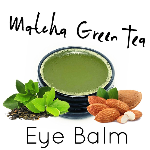 Matcha Green Tea Eye Balm