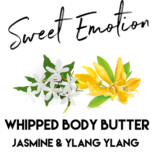 Sweet Emotion Whipped Body Butter 100g
