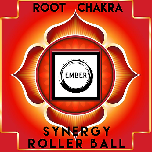 Root Chakra Synergy Roller Ball