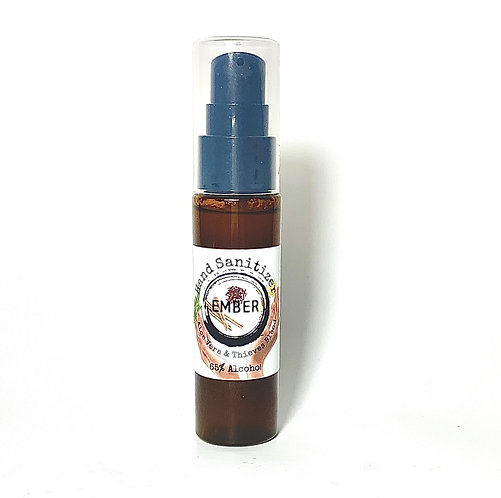 Hand Sanitizer 30ml On-The-Go 65% Alcohol