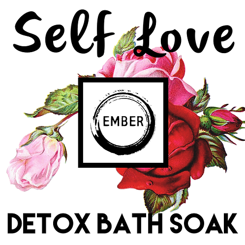 Self Love Detox Bath Soak
