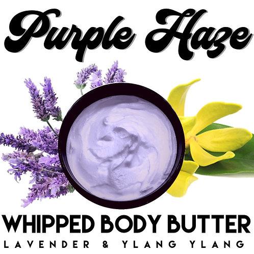 Purple Haze Whipped Body Butter