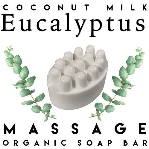 Eucalyptus Massage Soap Bar 100g