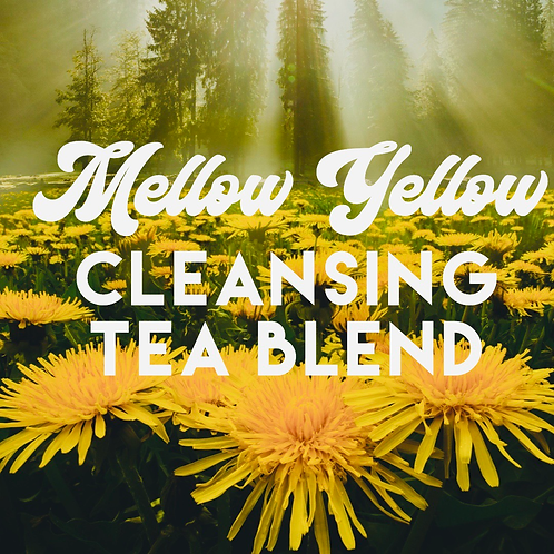 Mellow Yellow Liver Cleansing Blend