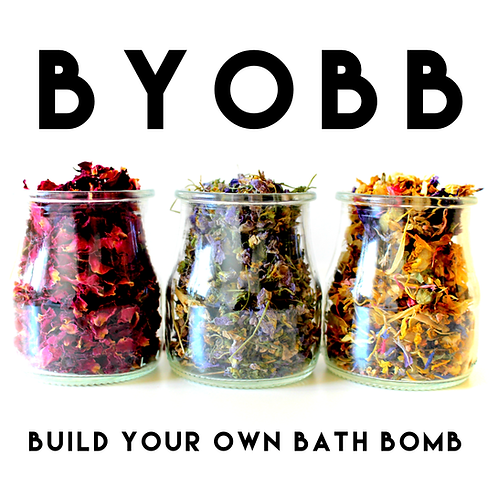 Aluminum-Free Bath Bombs