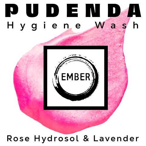 Pudenda Hygiene Wash