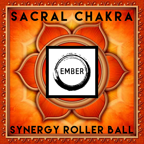 Sacral Chakra Synergy Roller Ball