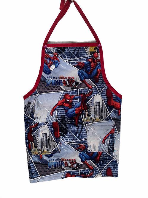 Spider-Man Apron - Child sz 5/6