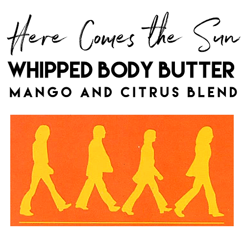 Here Comes The Sun Body Butter 100g