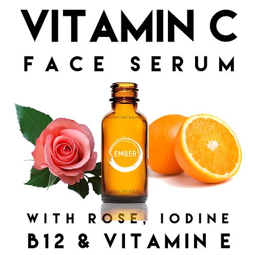 Vitamin C Face Serum 30ml
