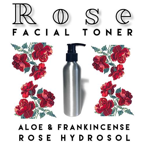 Rose Facial Toner 170ml
