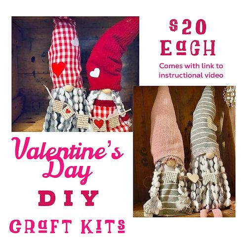 Gnome Couple DIY Craft Kit