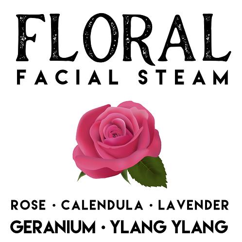 Organic Floral Facial Steam