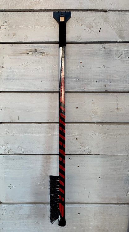 Hockey Stick Snow Brush - Warrior Convert