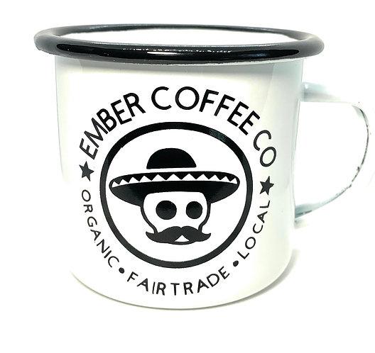 Metal Camping Mug