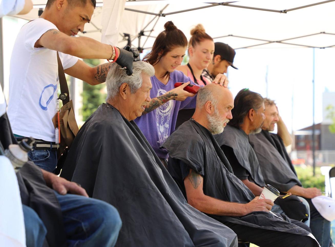Barber Shoppe 2018