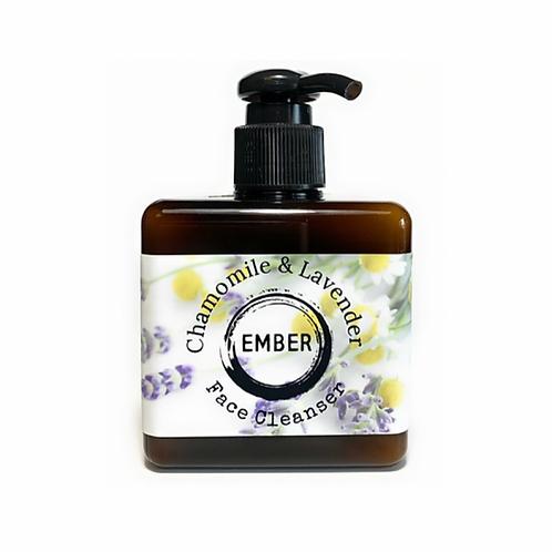 Chamomile & Lavender Face Cleanser