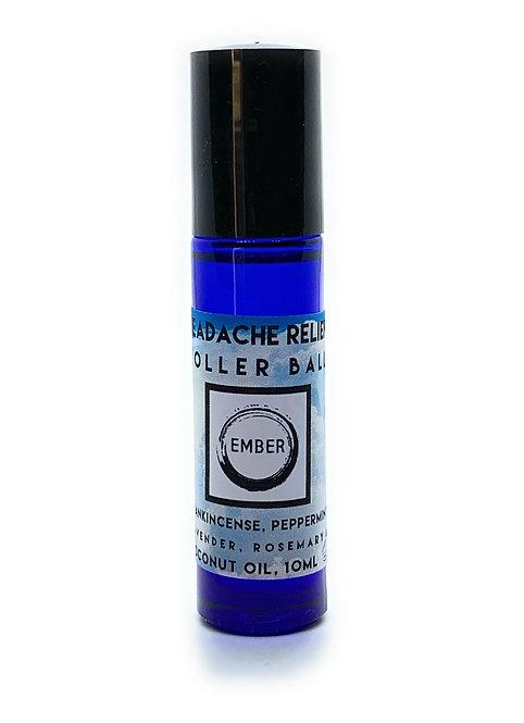 Headache Relief Roller Ball