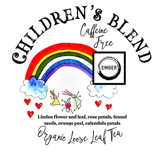 Organic Children's Blend