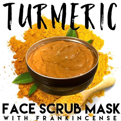 Turmeric Face Scrub Mask