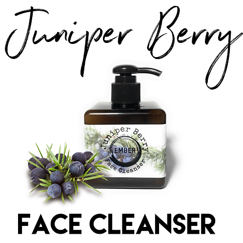 Juniper Berry Face Cleanser 250ml