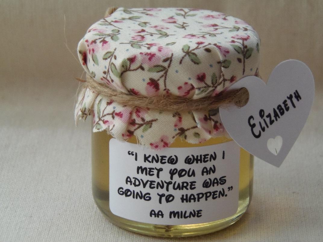 Elizabeth - AA Milne quote