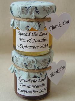 Tim & Natalie Sept 2014