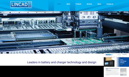 Lincad Power Management