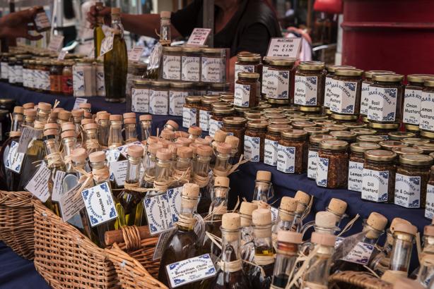 Market Stalls Preserves