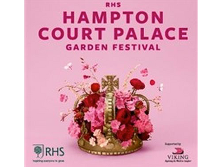 Visit us at RHS Hampton Court Palace Garden Festival