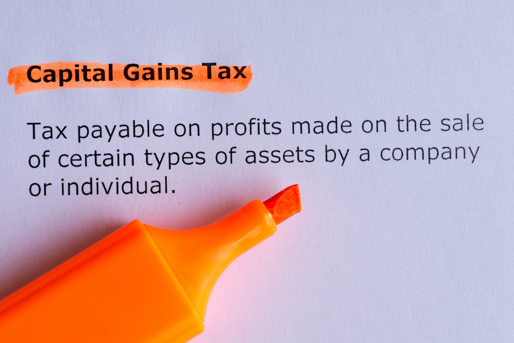 Capital Gains Tax | Everfair Tax