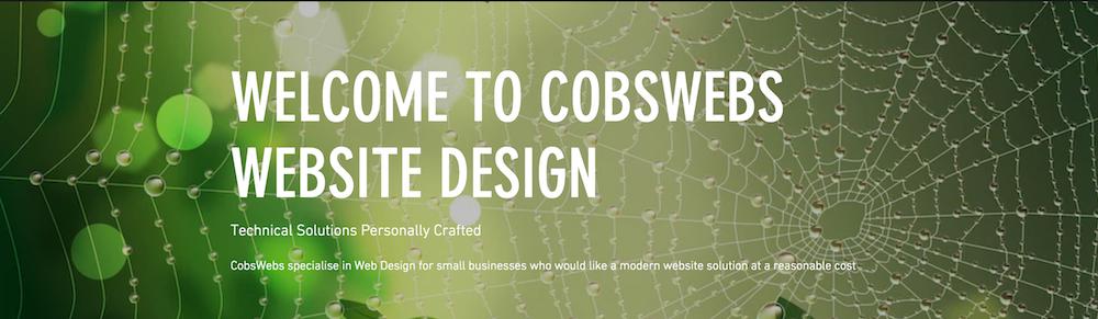 Website Design from CobsWebs.com
