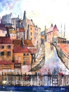 Buxton harbour