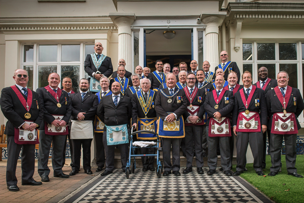 The Masons at Glenmore House