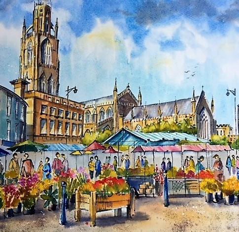 Boston Market Place £3 plus p&p