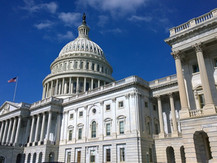 Congress passes $2 trillion stimulus deal to lessen the effects of the Coronavirus pandemic.