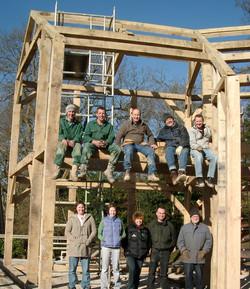 Hampshire Eco House | Construction | Eco Design & Materials