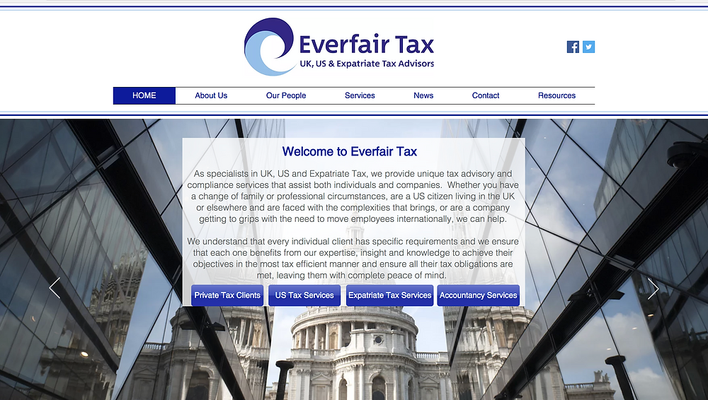 Everfair Tax