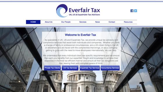 Everfair Tax