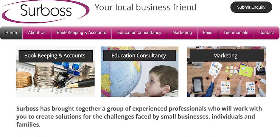 Surboss Business Services